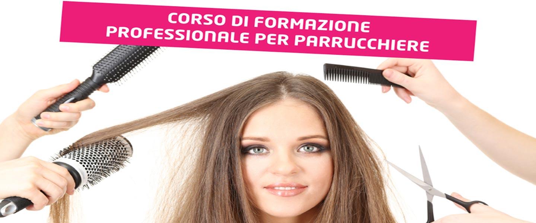 corso di formazione professionale per parrucchiere