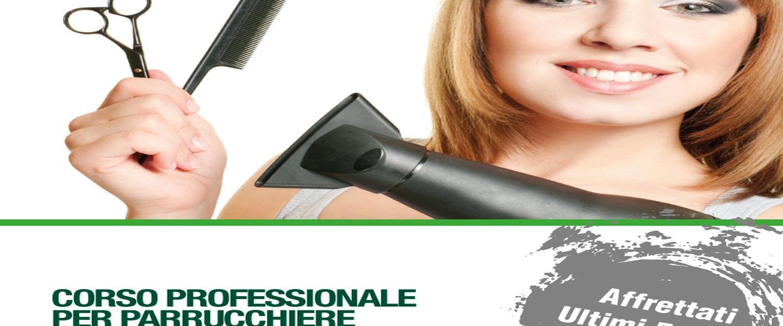 iscrizioni corsi di formazione professionale per parrucchiere