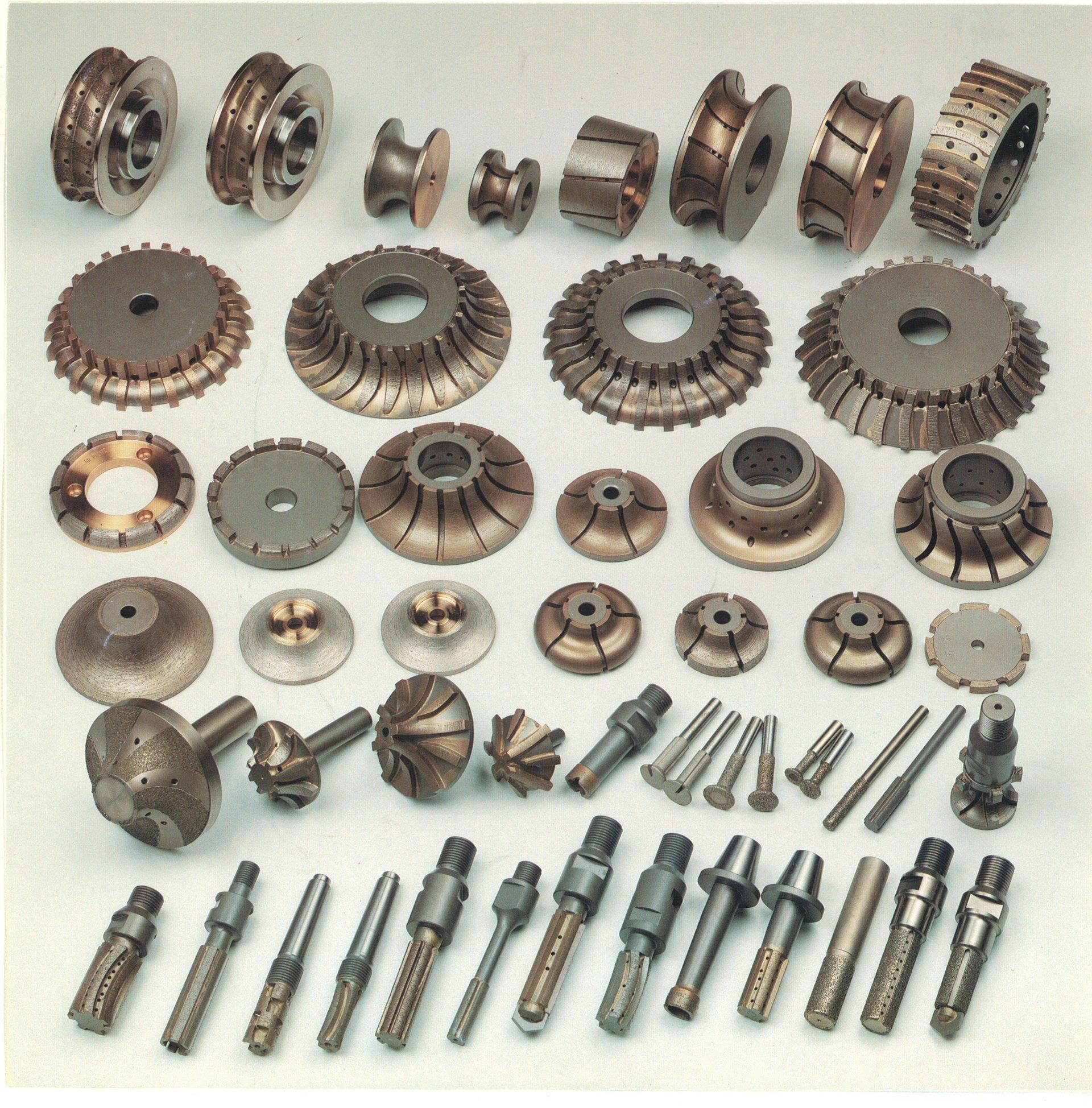 metalli per ricambi