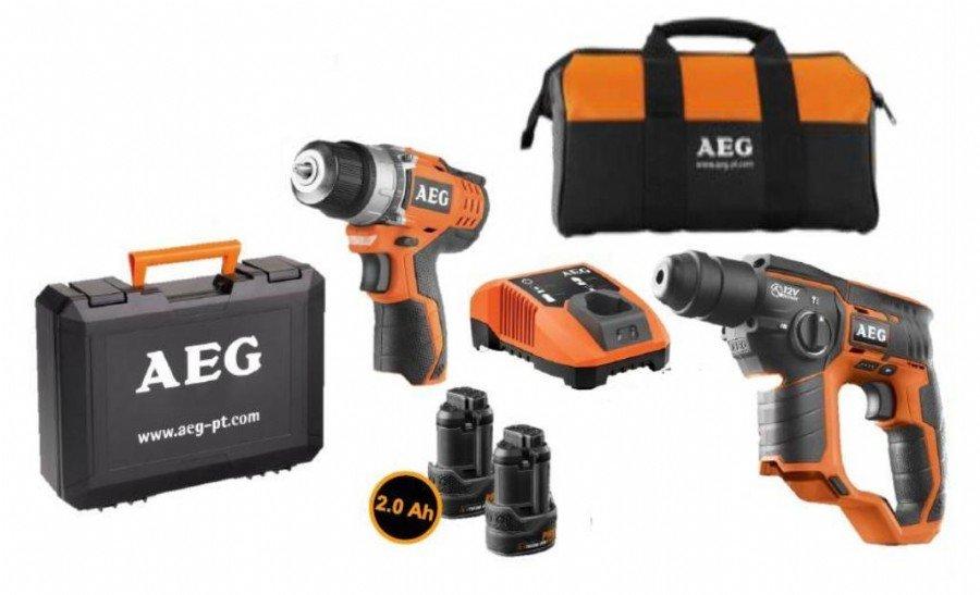 trapano e prodotti a marchio AEG