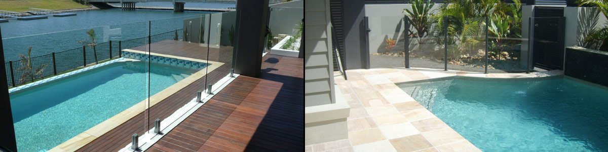 aus design fencing and balustrade and champagne glass pool fencing swimming pool with frameless