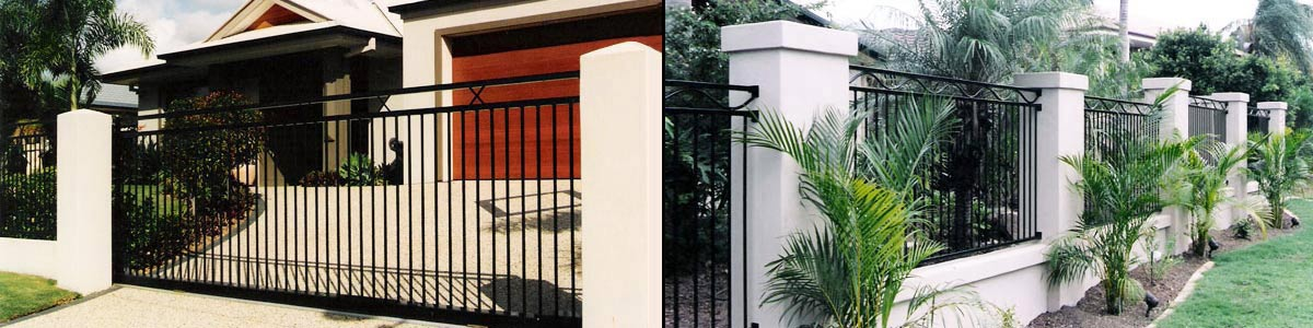 Aluminium Fencing On The Gold Coast Aus Design Fencing Balustrade