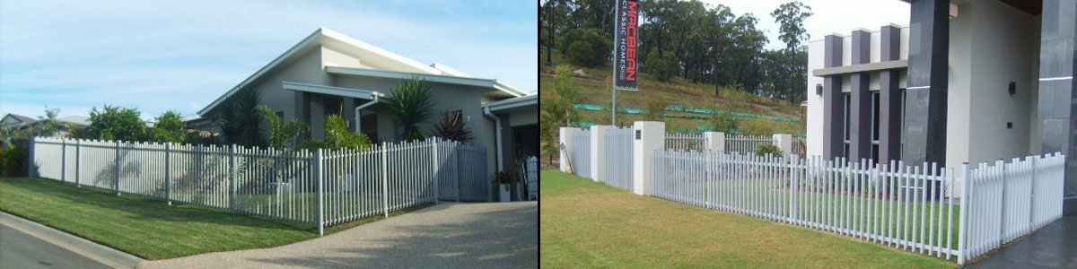 Home that had our high quality fences installed in Brisbane
