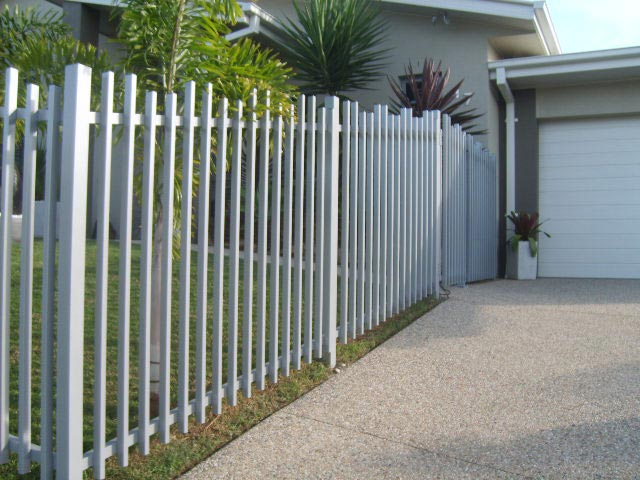 Aluminium Fencing On The Gold Coast Aus Design Fencing