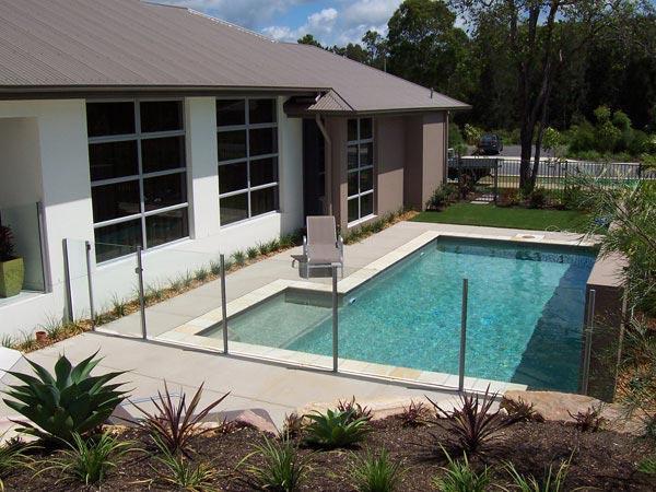 Get high quality fences in brisbane aus design fencing for Pool fence design qld