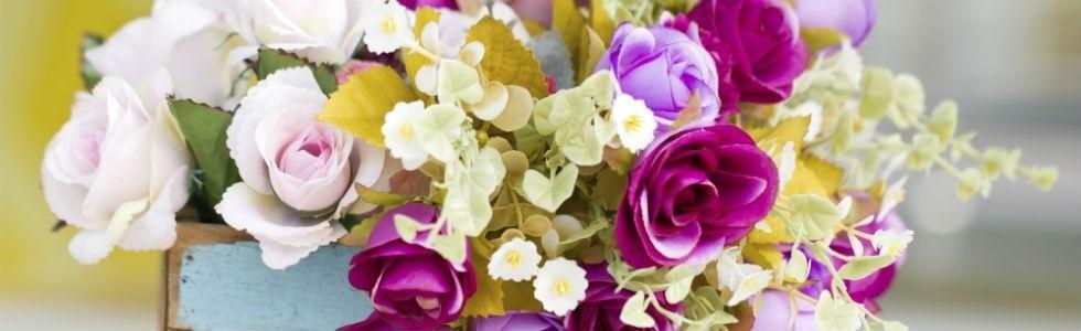 fiori finti napoli