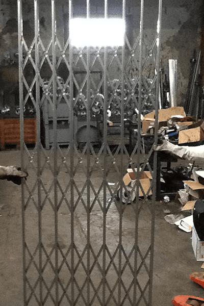 Realizzazioni di cancelli in ferro