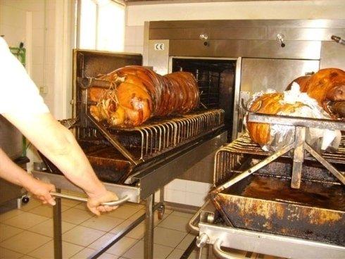 carne suina arrosto