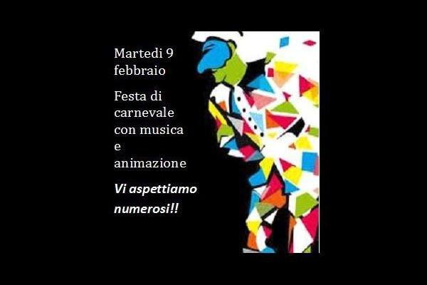 festa di carnevale Volta Mantovana