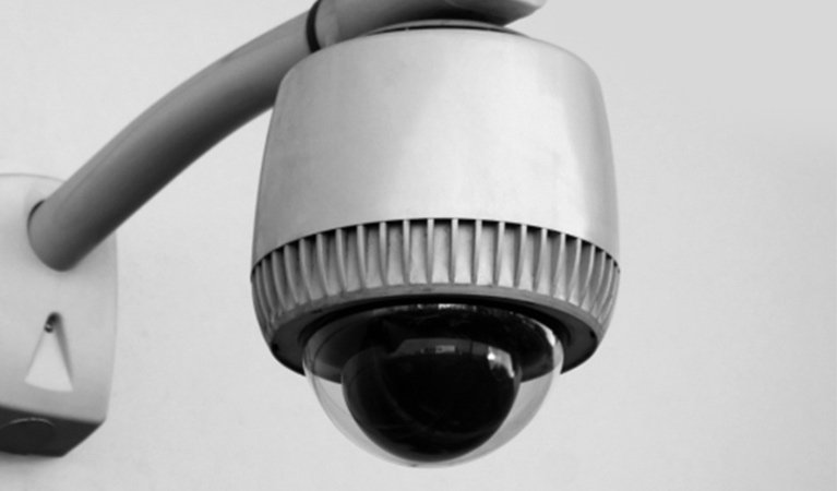 Commercial security systems camera in Geelong