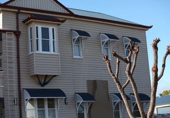 Downs Roofing Window Hoods
