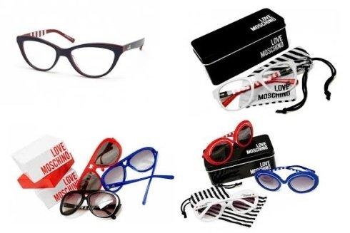 Ecco vari modelli di occhiali.