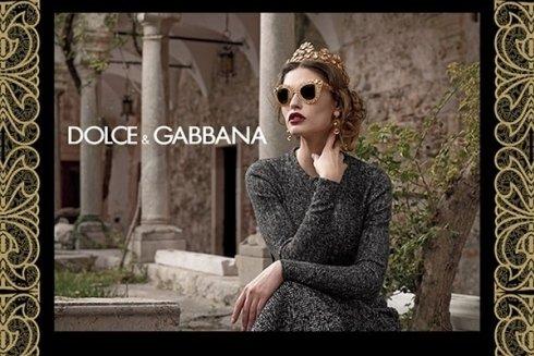 Occhiali Dolce e Gabbana.