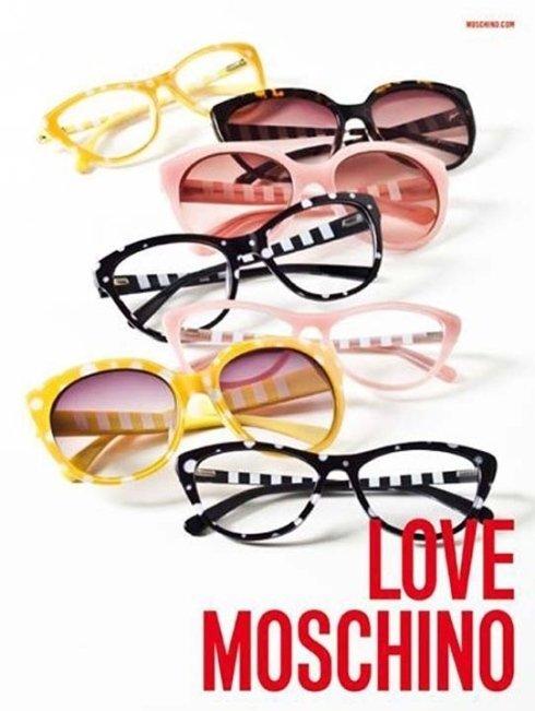 Occhiali Love Moschino