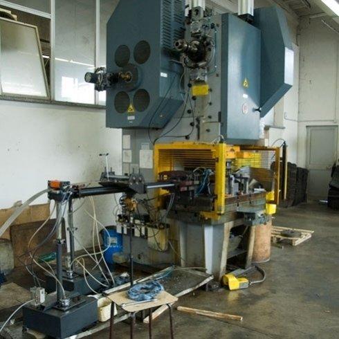 stampaggio lamiere