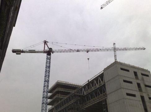 Gru per edilizia