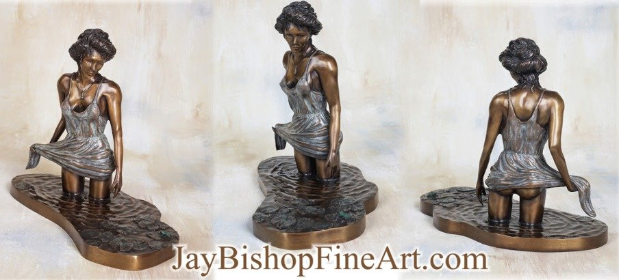 Jay Bishop Fine Art header