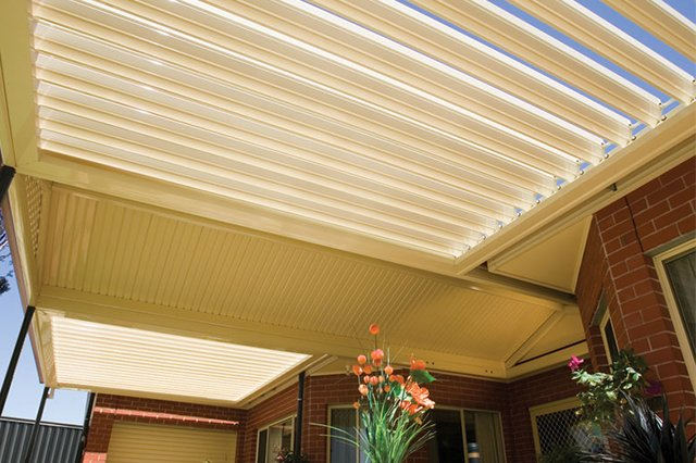See how versatile the opening sunroofs in Tweed Heads are taken by patio builders