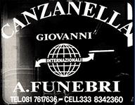 CANZANELLA GIOVANNI A.FUNEBRI - LOGO