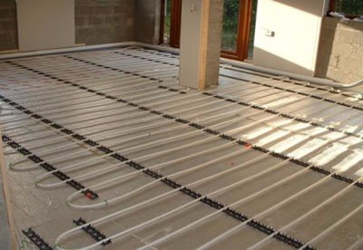 Wet Underfloor Heating Systems Fitted In Manchester Speed
