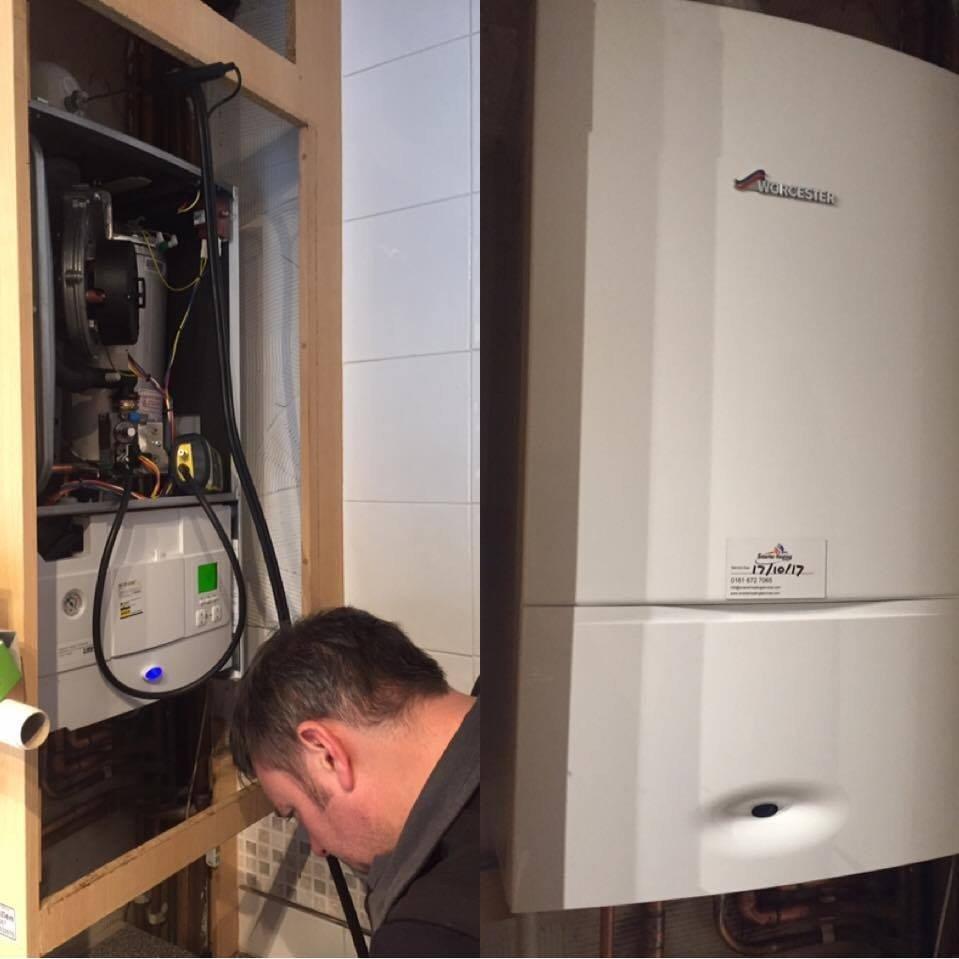 Image Result For Boiler Service Urmston