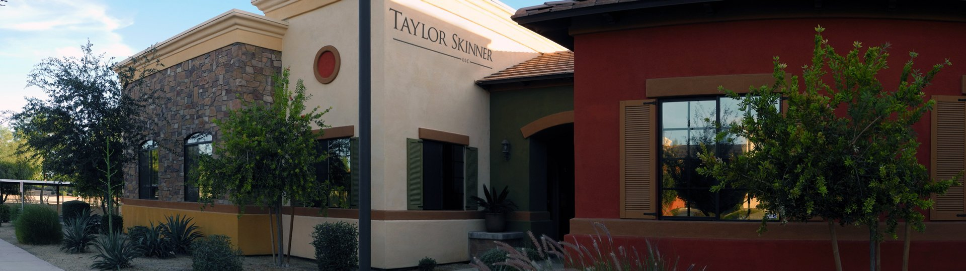 Taylor Skinner law offices near Power and Baseline Roads