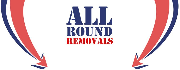 all round removals logo