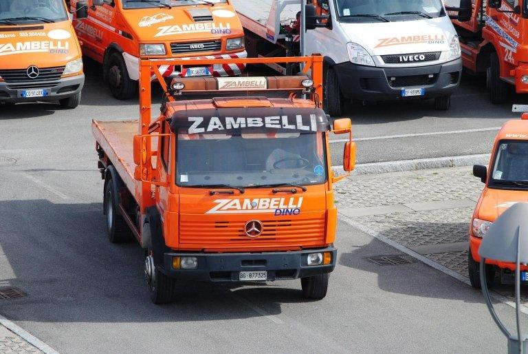trasporto veicoli