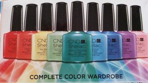 Complete Color Wardrobe (combinabili tra loro per avere nuovi colori)