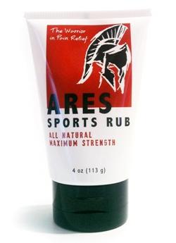 Ares Sports Rub