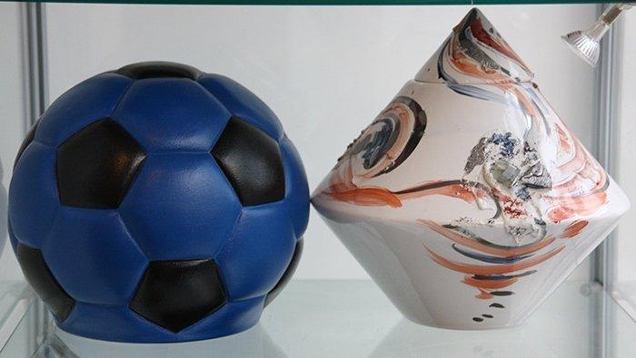 Urne a forma di pallone