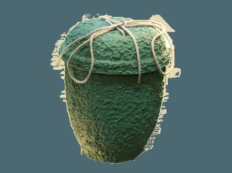Urne cinerarie biodegradabili