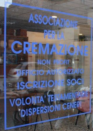 Associazione per la cremazione Finale Ligure