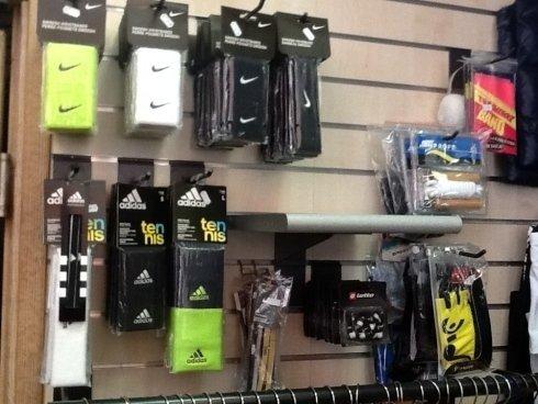 accessori per lo sport