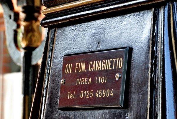 Onoranze fuebri Cavagnetto
