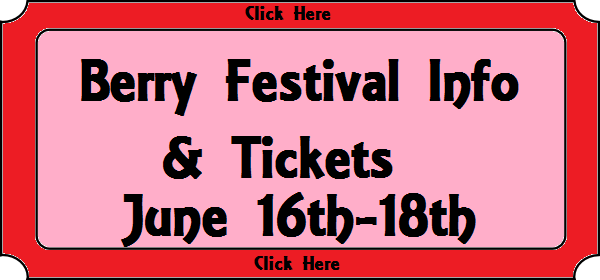 Berry Festival Info