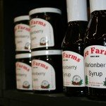 Lee Farms local syrups