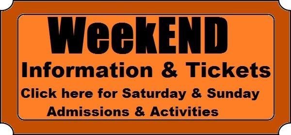 weekend info