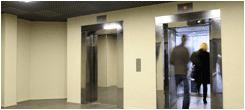 Controllo ascensori