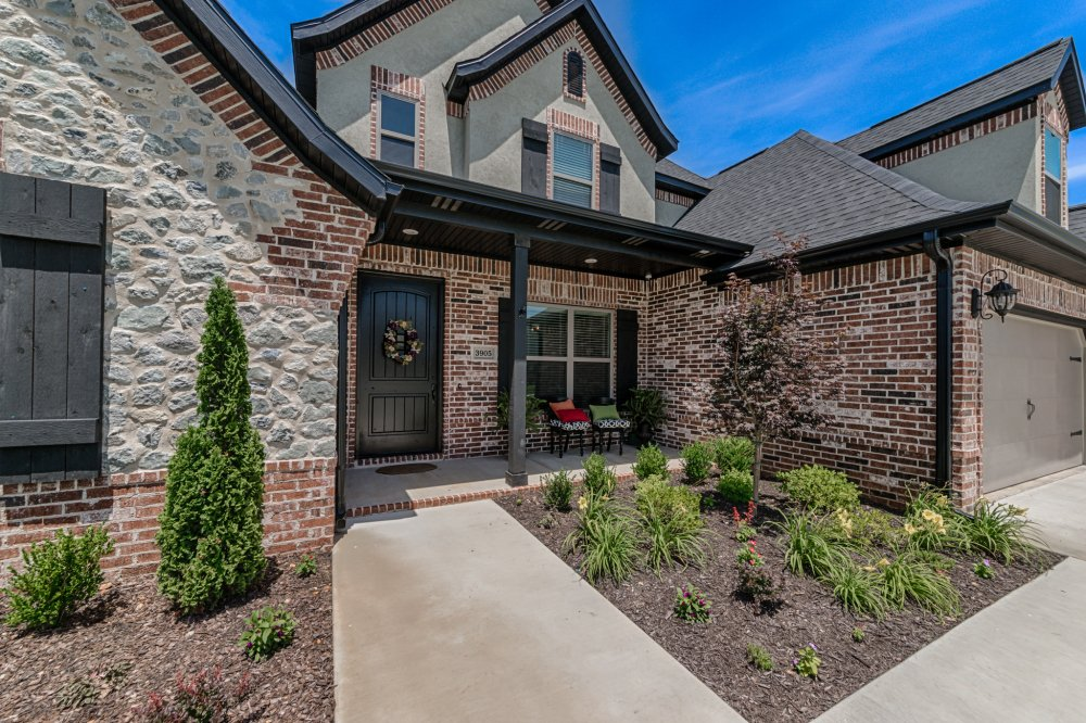 Custom home builder northwest arkansas custom homes by for Custom home builders arkansas