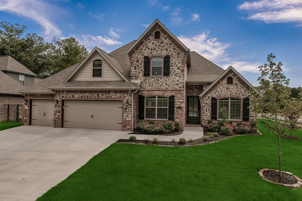landmarc custom home builder northwest arkansas custom homes