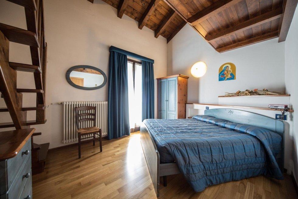 camera da letto hotel corno alle scale