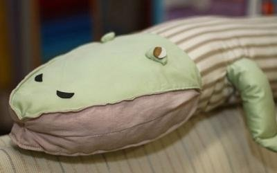cuscini forma animale