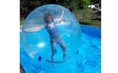 waterball per giochi in acqua