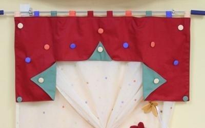 tenda colorata