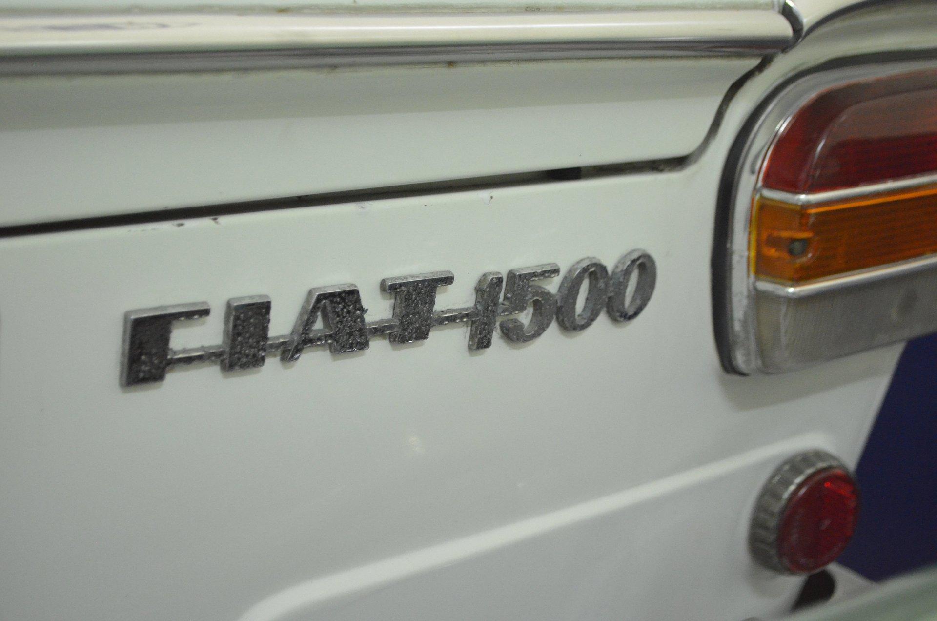 posteriore fiat 1500