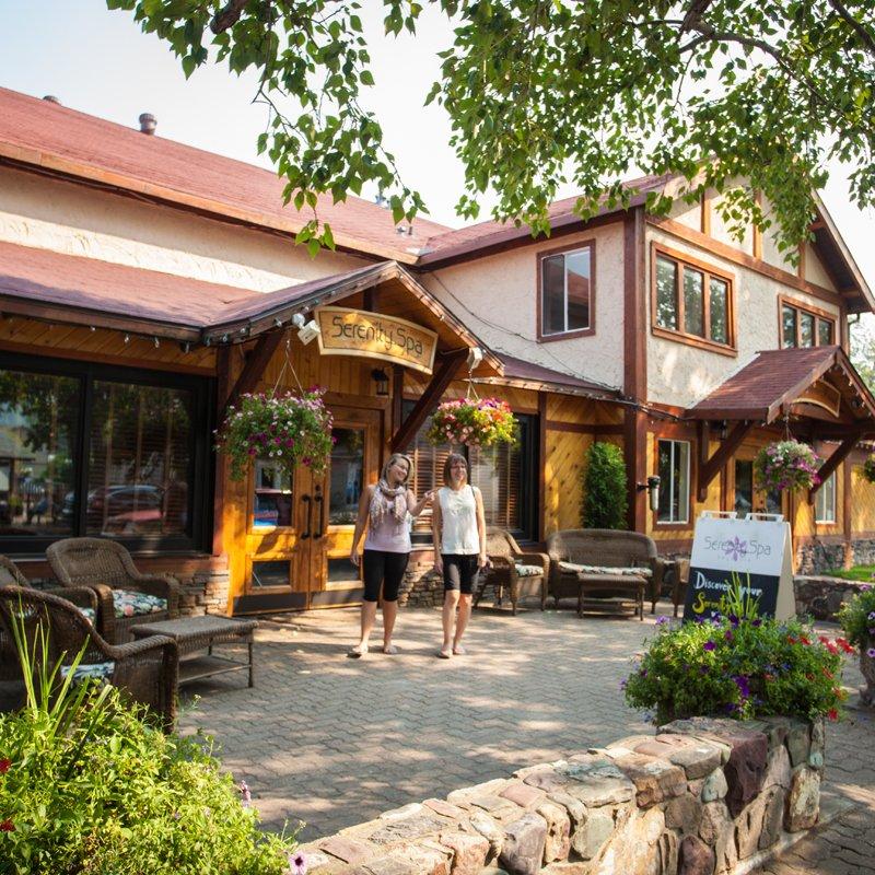 Relax, Rejuvenate & Revitalize At Waterton's Premier Day Spa