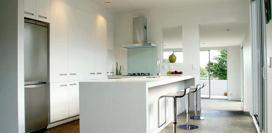 Kitchen and Aluminium joinery in Marlborough