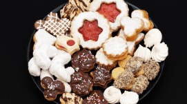 Pasticceria la perla, Lucca, biscotti pasticceria