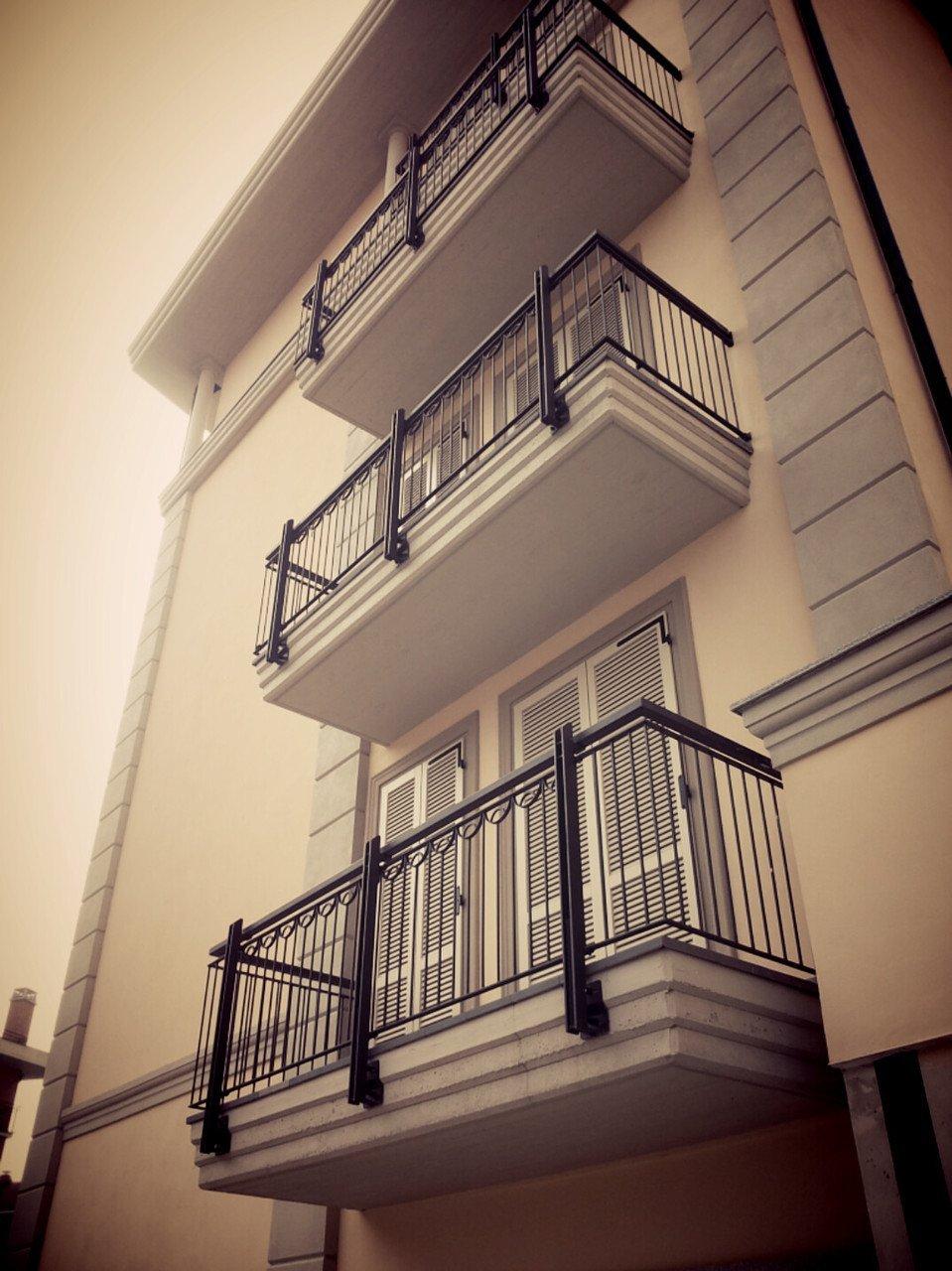 tre balconi